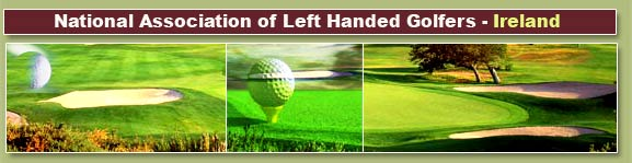 Irish National Association of Left Handed Golfers - NALG